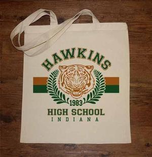 Hawkins High School Tote Bag
