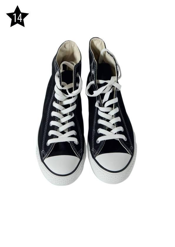 DAILY AMERICA - All Stars classiche nere. Disponibili in tantissimi altri colori.