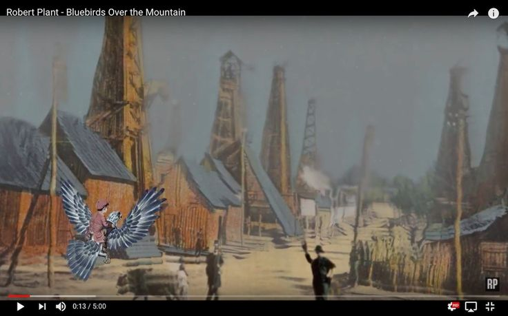 Роберт Плант выпустил клип на песню Bluebirds Over The Mountain - http://rockcult.ru/news/robert-plant-share-video-bluebirds-over/