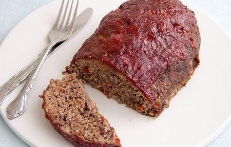 Советую попробовать этот мясной хлеб... Вот вам рецепт ...