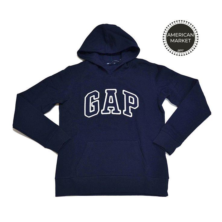 Buzo GAP Logo Hoodie para mujer 100% original. $120000 (cop)  #americanmarketcol #ventascolombia #colombia #tendencias #bogota#medellin #cali #moda #ropa #gap #cali #fashion #cartagena #santamarta #bucaramanga #modafemenina #mujeres