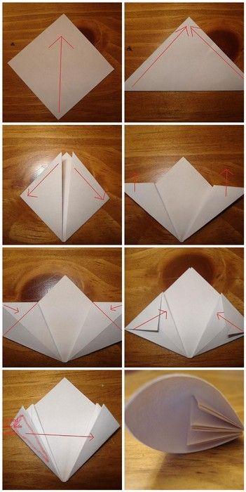 77 best origami flowers images on pinterest origami flowers paper noahkai delacroix tingo kusudama flower tutorial photo via mistybliss what you need origami paper or post it notes glue mightylinksfo