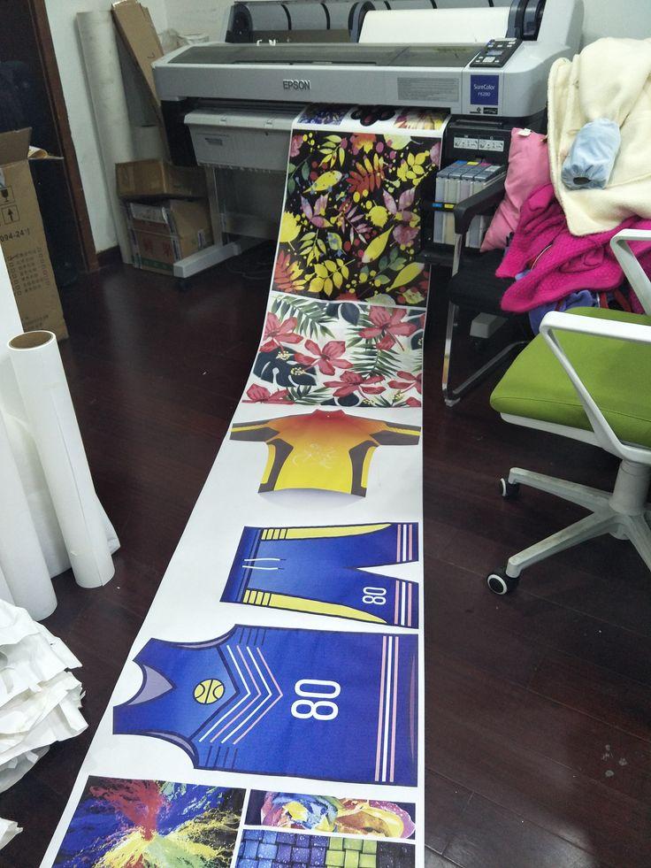 75g transfer paper Digital printing machine, Screen