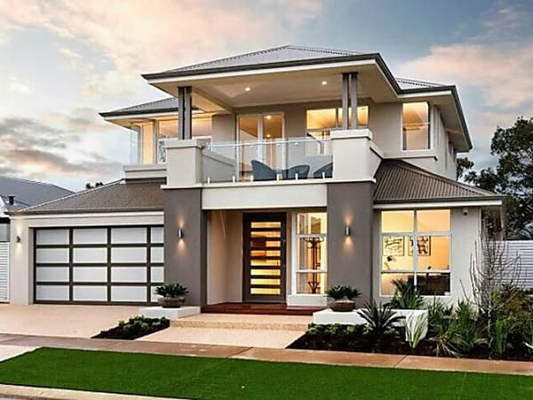 Why Admitad Is The Best Cpa Affiliate Network For Publishers Facade House Double Storey House Modern House Plans
