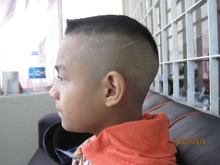 #caballero #corte #peluqueria #barberia #salon_barberia #haircut #niño