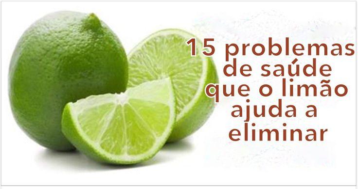 15 problemas de saúde que o limão ajuda a eliminar!   Cura pela Natureza