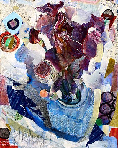Maryann Hendriks, 'I am a Picker, I am a Grinner', 24'' x 30'' | Galerie d'art - Au P'tit Bonheur - Art Gallery