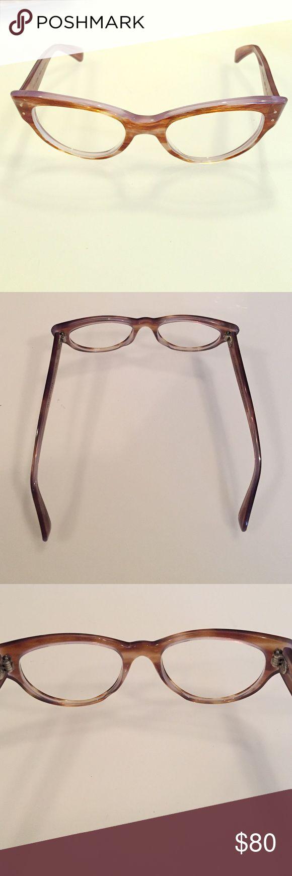 Jean lafont eyeglasses frames - Jean Lafont Cat Eye Glasses Retro Pinup