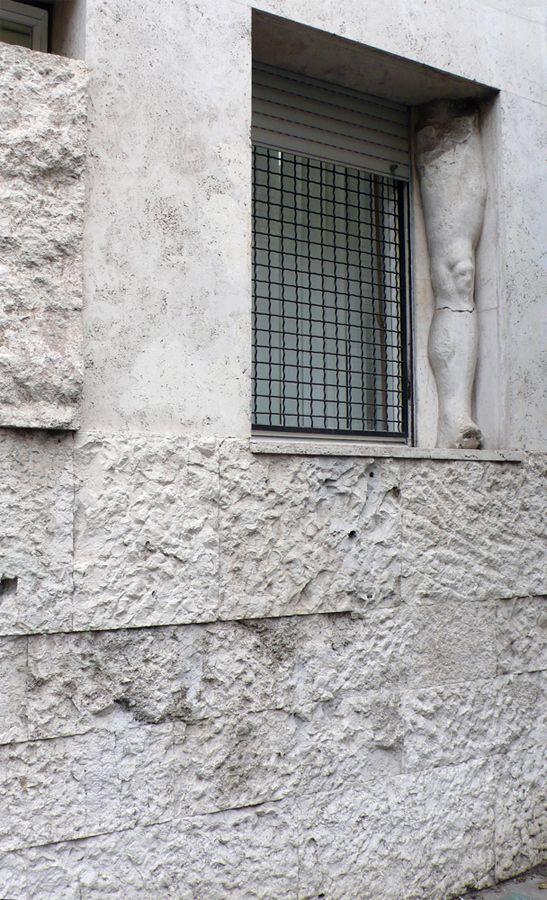 Casa 'Il Girasole' - Rome, 1949 - Luigi Moretti