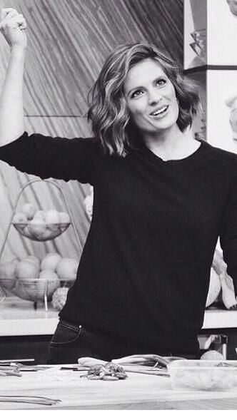 stana Katic I love her new hair cut!!