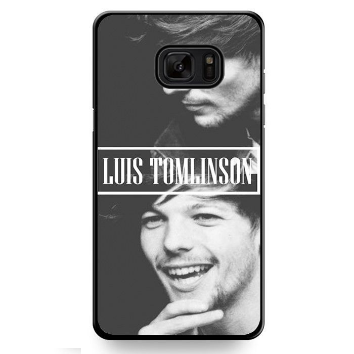 Louis Tomlison TATUM-6661 Samsung Phonecase Cover For Samsung Galaxy Note 7