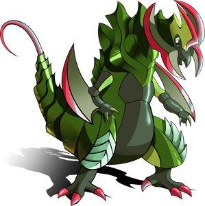 Pokémon Shiny-Mega-Haxorus, Id: 10612, Class: Mega-S - PokemonPets, Free Online Pokémon MMO RPG Browser Game