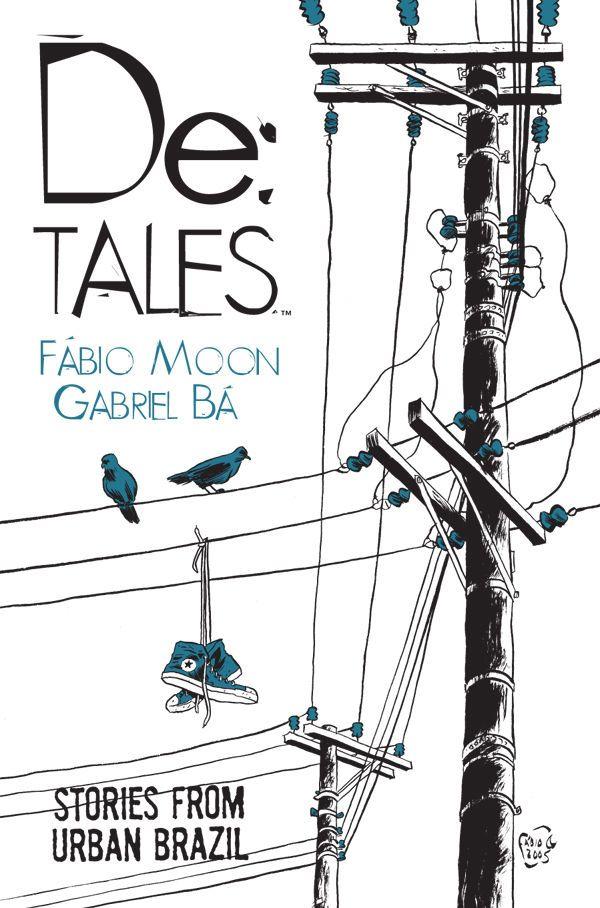 Por um punhado de imagens: Fábio Moon e Gabriel Bá