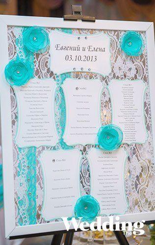 Мятная свадьба Евгения и Елены