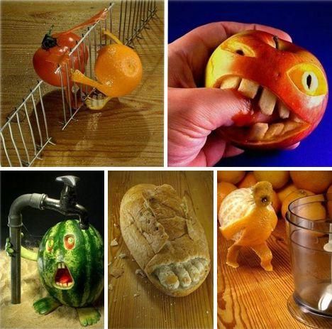 Transforming fruits