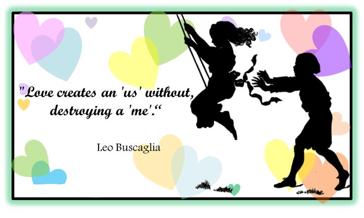I LOVE Leo Buscaglia!