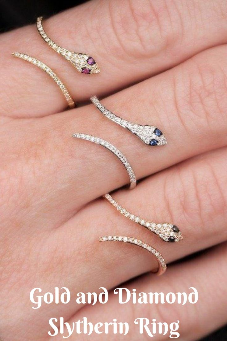 30++ White gold harry potter jewelry info
