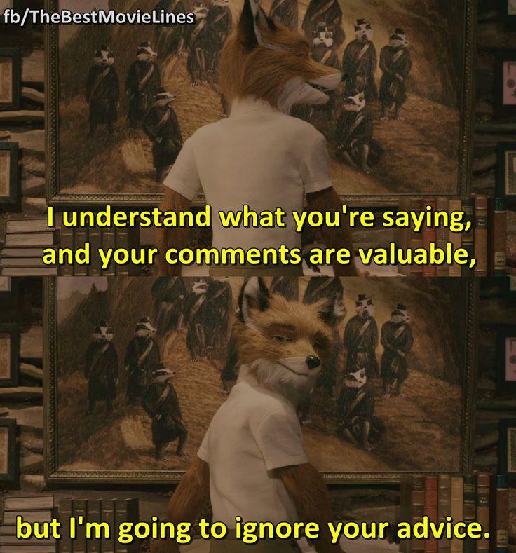 - Fantastic Mr. Fox (2009)  Dir. Wes Anderson