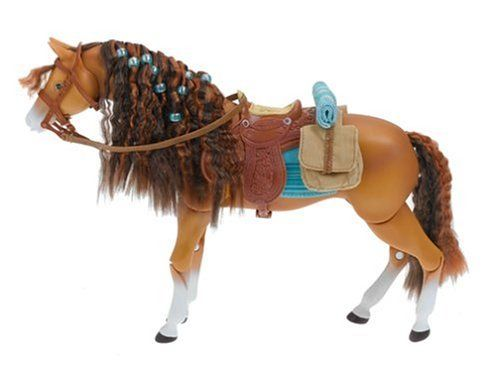 CALI GIRL BARBIE HORSE AND STABLE BAJA WITH BEADS by MATTEL. $78.07