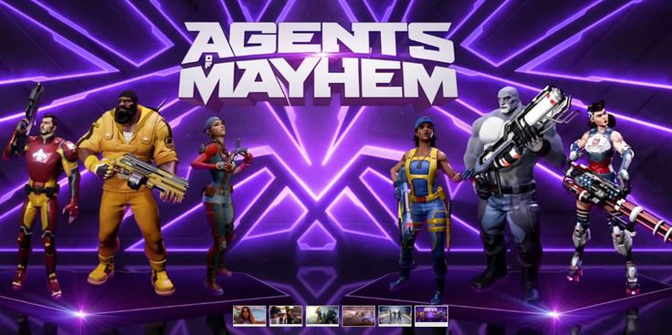 "For ""Agents of Mayhem"" video game news, review, cheat codes, images, videos, rating and more visit: GameRetina.com"