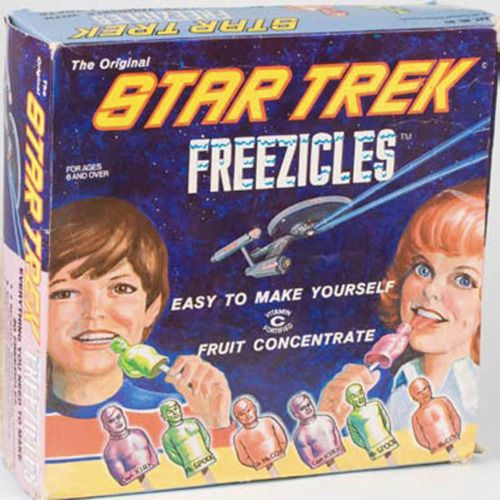 Freezicles...