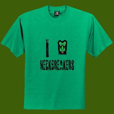 Mens I <3 Neckbreakers