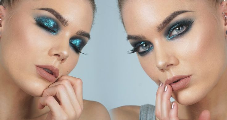 Trying Out The New Moondust Palette from Urban Decay | Linda Hallberg Ma...