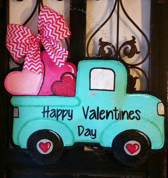 Check out this item in my Etsy shop https://www.etsy.com/listing/261873815/vintage-style-truck-filled-with-hearts