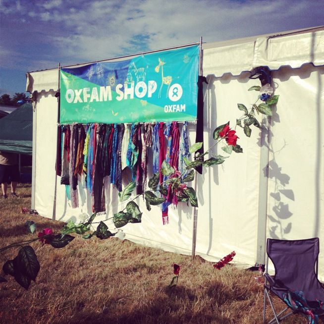 #WOMAD Festival: Welcome to WOMAD | Fashion blog | Oxfam GB: The Oxfam Festival Shop