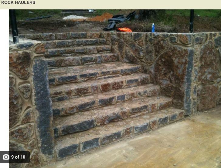 Steps U0026 Retaining Wall. Retaining WallsMosaicPools
