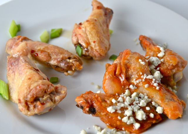 Fried chicken wings are some of my favorite things to eat….at a restaurant. At home, I'd rather not deal with the mess of frying up a whole load of wings. So, when I make wings, I bake …