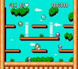 Bubble Bobble Part 2 - Nintendo NES