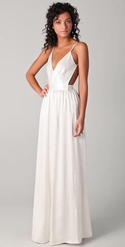 love backless dresses