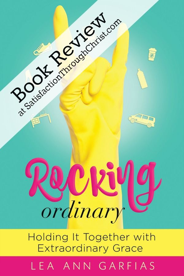 Be a Successful Christian Woman by Rocking Ordinary | Satisfaction Through Christ