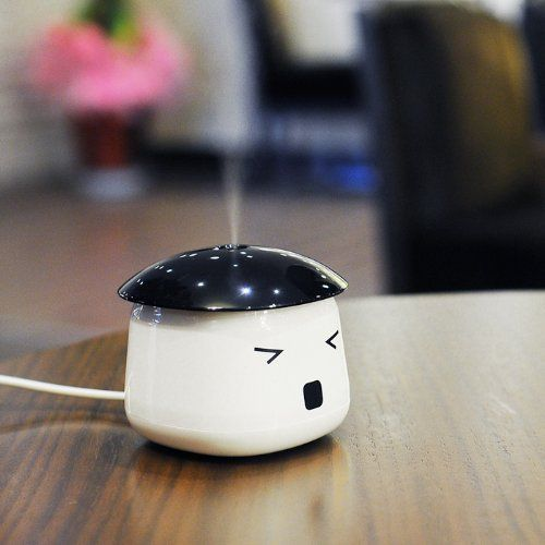 A funny USB desktop humidifier for those dry offices.