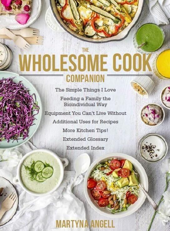 THE WHOLESOME COOK COMPANION (EBOOK)