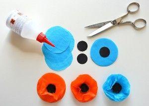magneten maken van bloemen