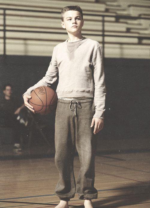 Leonardo DiCaprio|Basketball