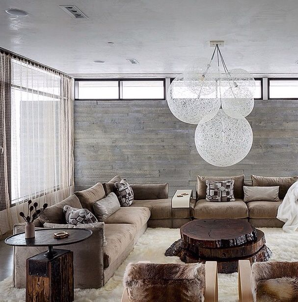 Another beautiful living room from Instagram account decor