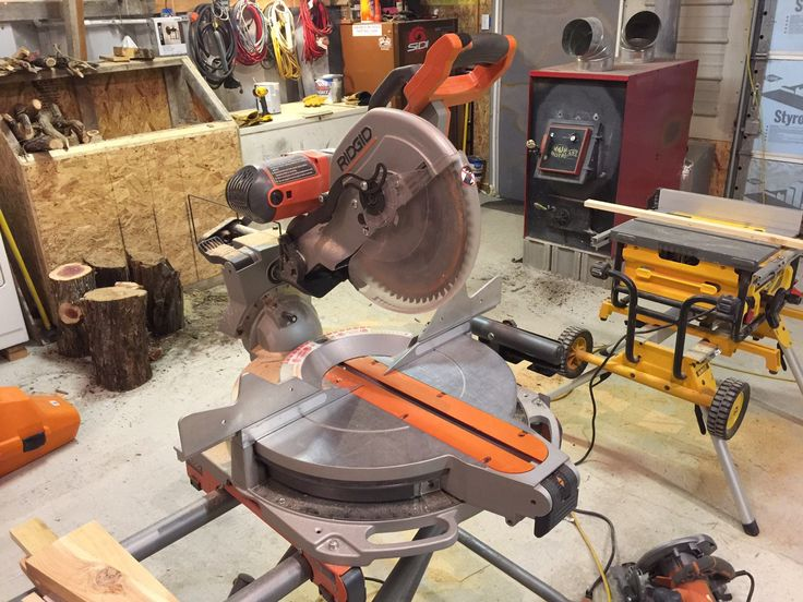 How+To+Set+The+Laser+On+Your+Ridgid+Miter+Saw+–+Off+Grid+Workshop…