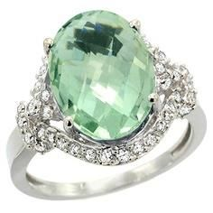 green engagement rings Jewelry www.finditforweddings.com
