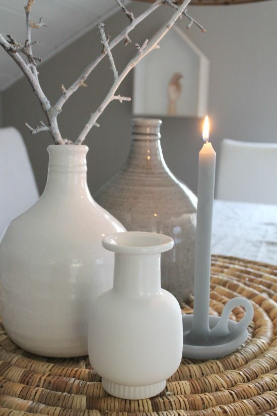 Home deco vases