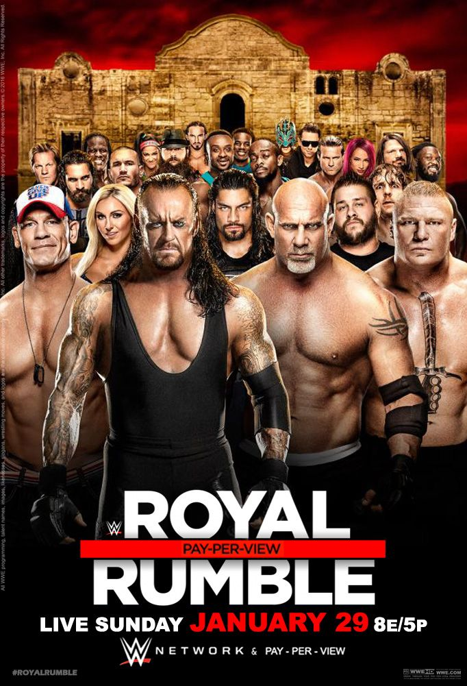 Royal Rumble 24