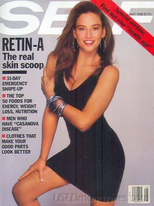 May 1988 cover with Jill Goodacre