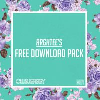 ARGHTEE'S FREE DOWNLOAD PACK MIX [MAY] by CLUBJERSEY on SoundCloud