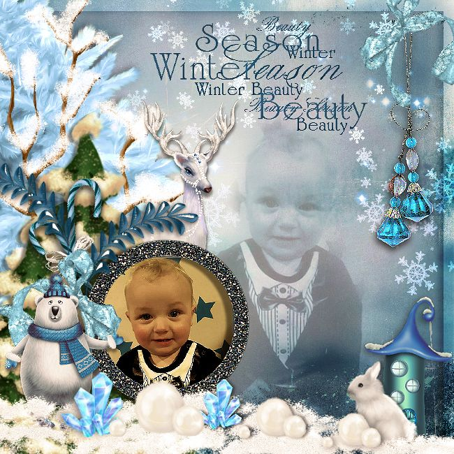 A, Snow Qween.  With Ans de Hoop  & model Julian, From Bee creations , Chantale Coulombe . ©InaDigitalArt-2017 http://scrapfromfrance.fr/shop/index.php?main_page=product_info&cPath=88_267&products_id=13964