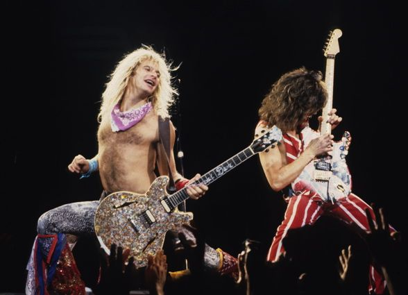 van halen | By Kevin Dodds, author of Edward Van Halen: A Definitive Biography