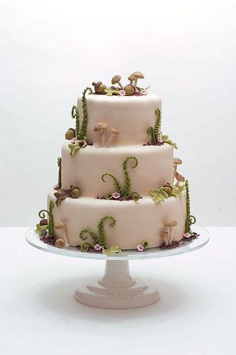 Más tamaños   Woodsy Wedding Cake   Flickr: ¡Intercambio de fotos!