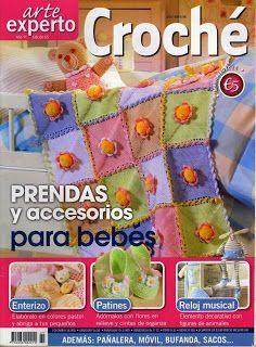 Revista gratis prendas y accesorios para bebes