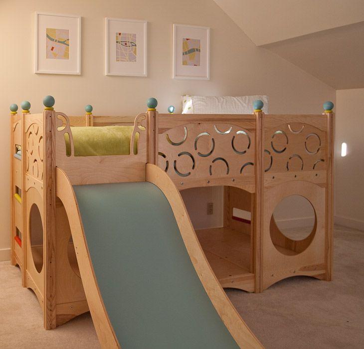 Kids Bedroom Slide kids bunk bed with slide. full size of bedroom wall decor bunk